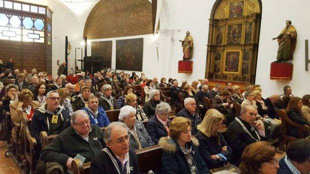 Encuentro familia carmelita Sevilla
