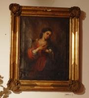 Virgen Niña (José María Rodríguez Losada, s. XIX)