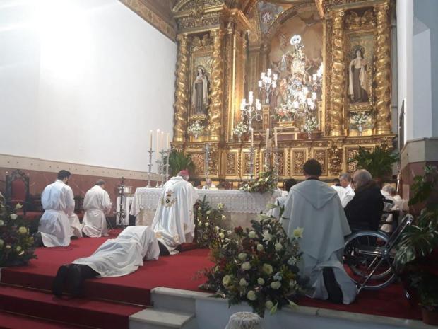 Ordenacion Diaconal Fr Francisco 1
