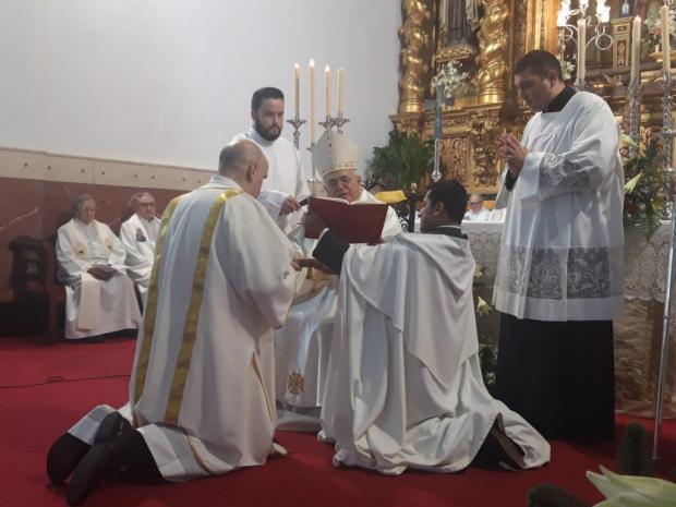 Ordenacion Diaconal Fr Francisco 3